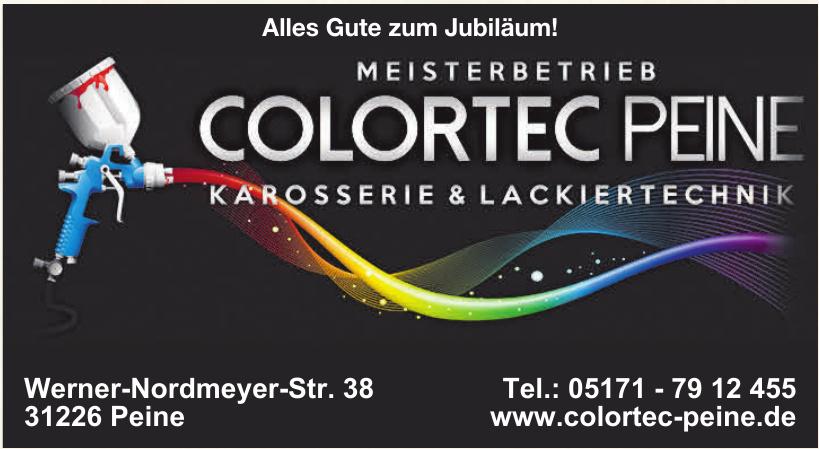Colortec Peine