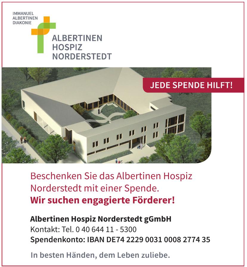 Albertinen Hospiz Norderstedt gGmbH