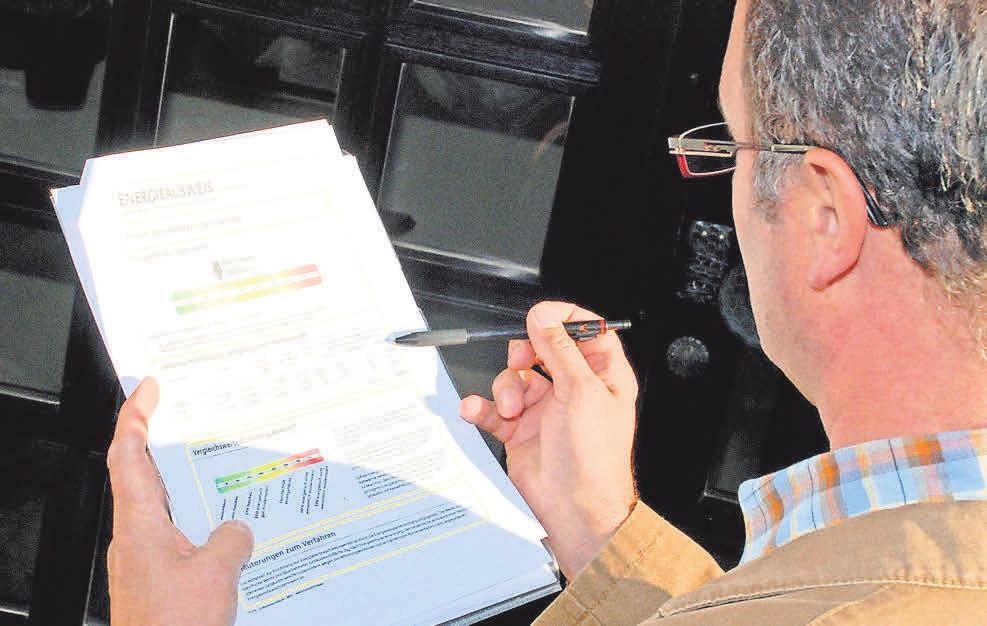 Ein Fachmann, etwa ein Gutachter, erkennt Mängel. Foto: MZ-Bau/ Der Hausinspektor