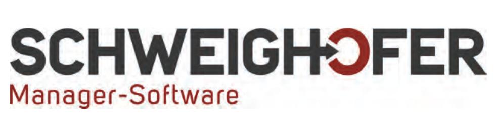 SCHWEIGHOFER Manager-Software Image 1