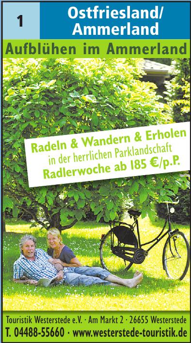 Touristik Westerstede e.V.