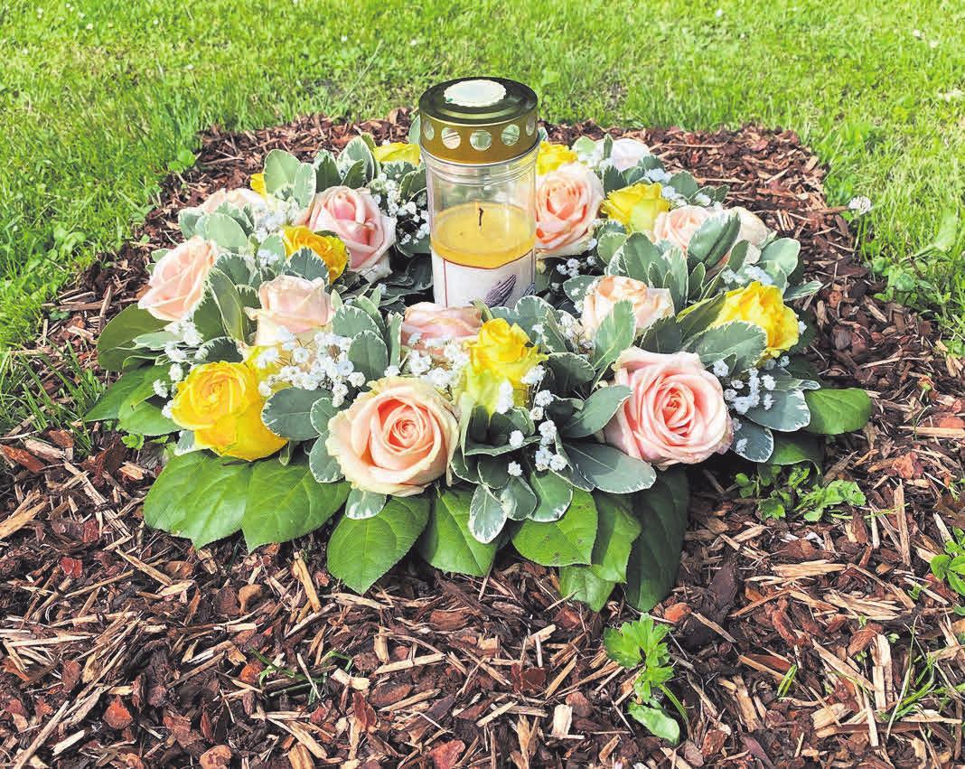 Mithilfe einer Bestattungsverfügung kann festgelegt werden, wie die Beerdigung erfolgen soll. Foto: Deutsche Friedhofsgesellschaft/spp-o