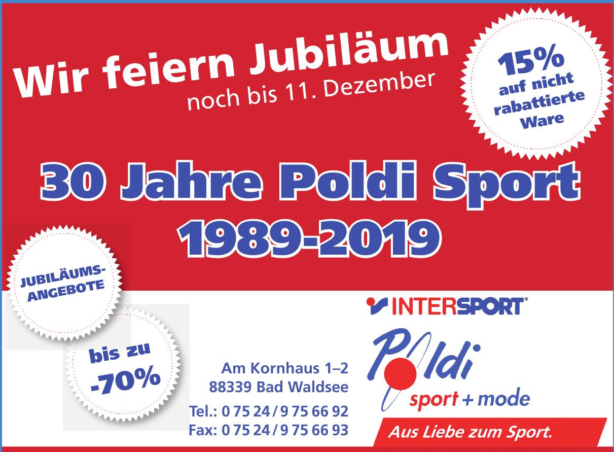 Poldi Sport+Mode