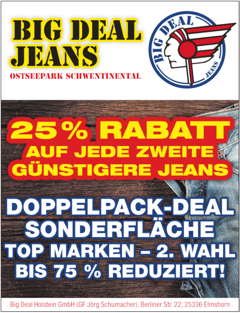 Big Deal Holstein GmbH