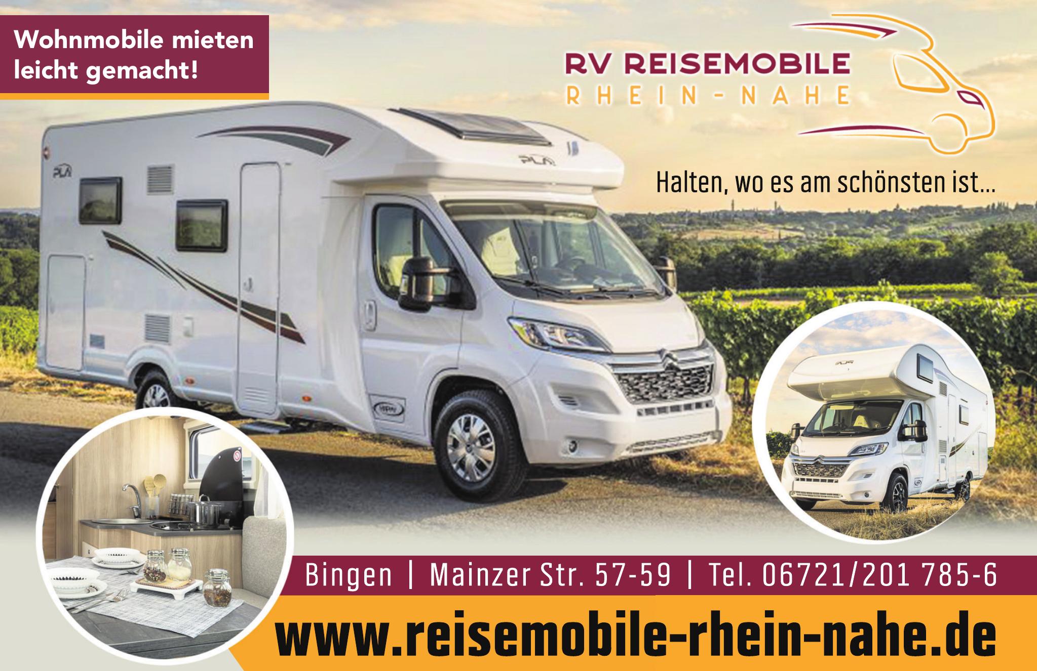 RV Reisemobile Rhein-Nahe