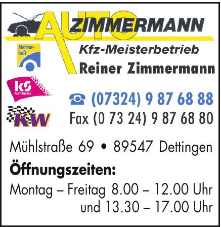 Auto Zimmermann