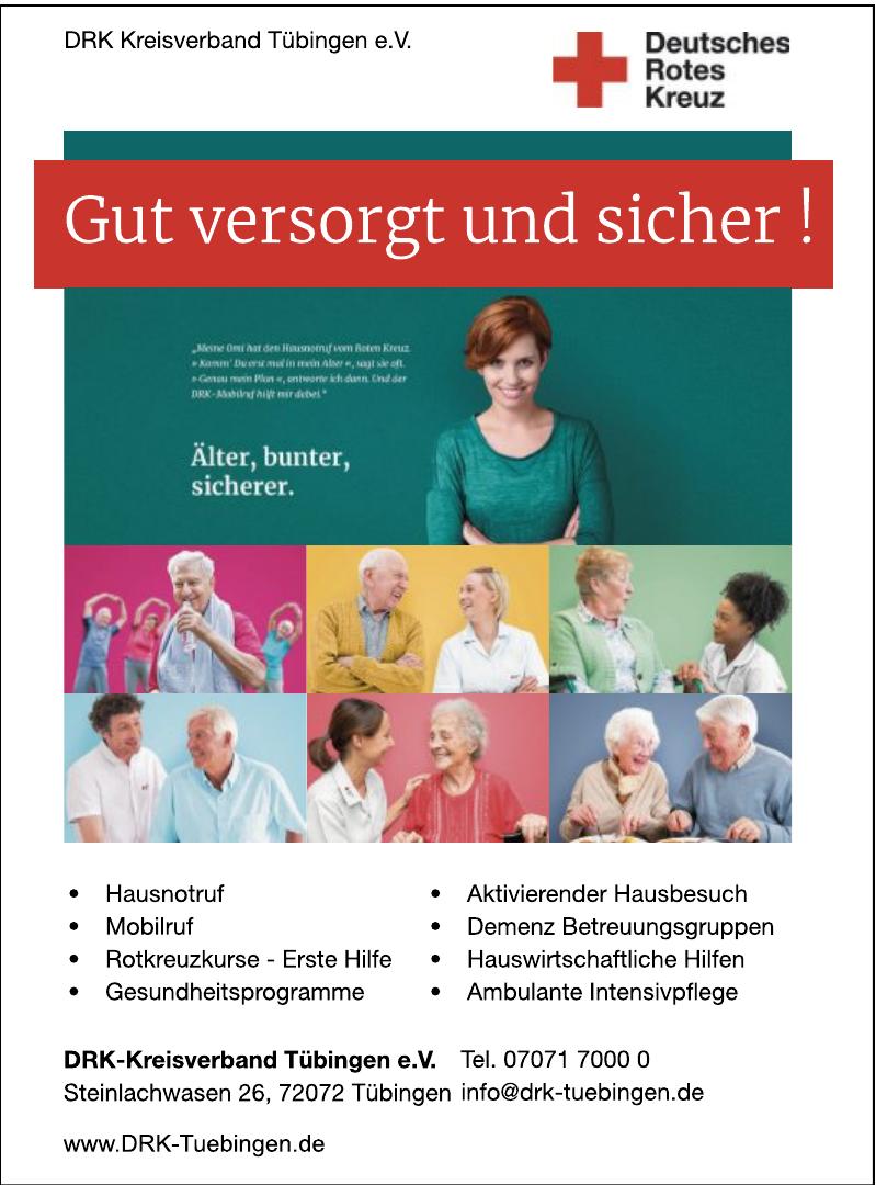 DRK-Kreisverband Tübingen e.V