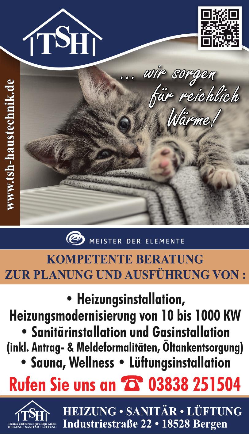 Technik und Service fürs Haus GmbH