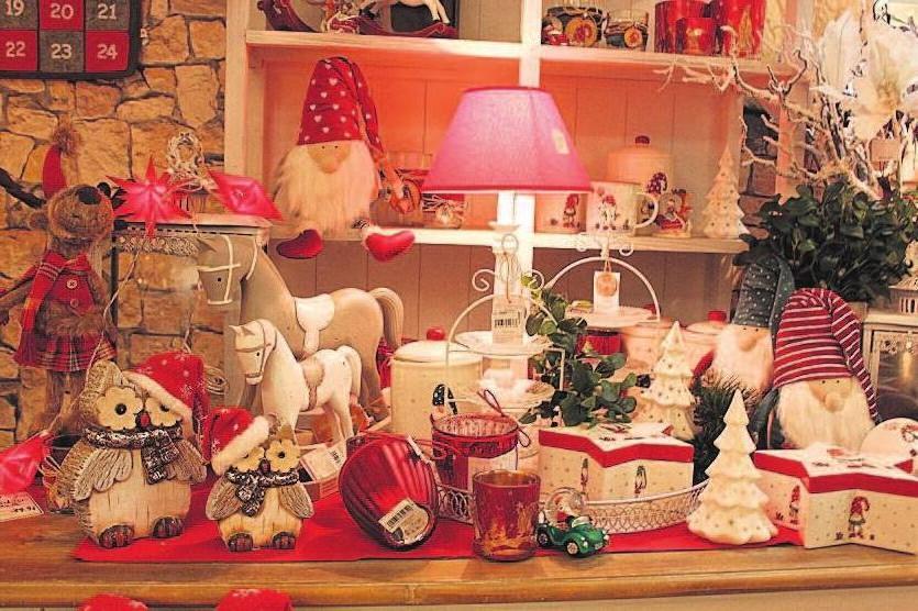 Lassen Sie sich verzaubern von der Weihnachtswelt der Landpartie. Foto: tth