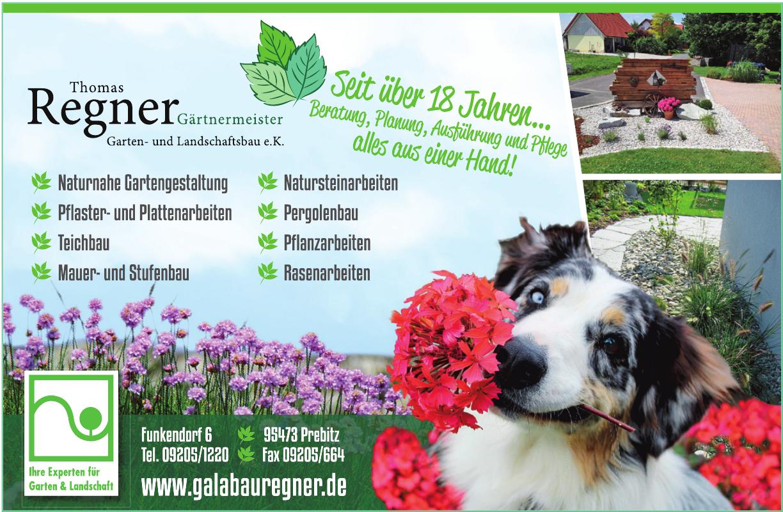 Thomas Regner Garten und Landschaftsbau e.K.