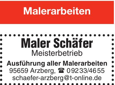 Maler Schäfer