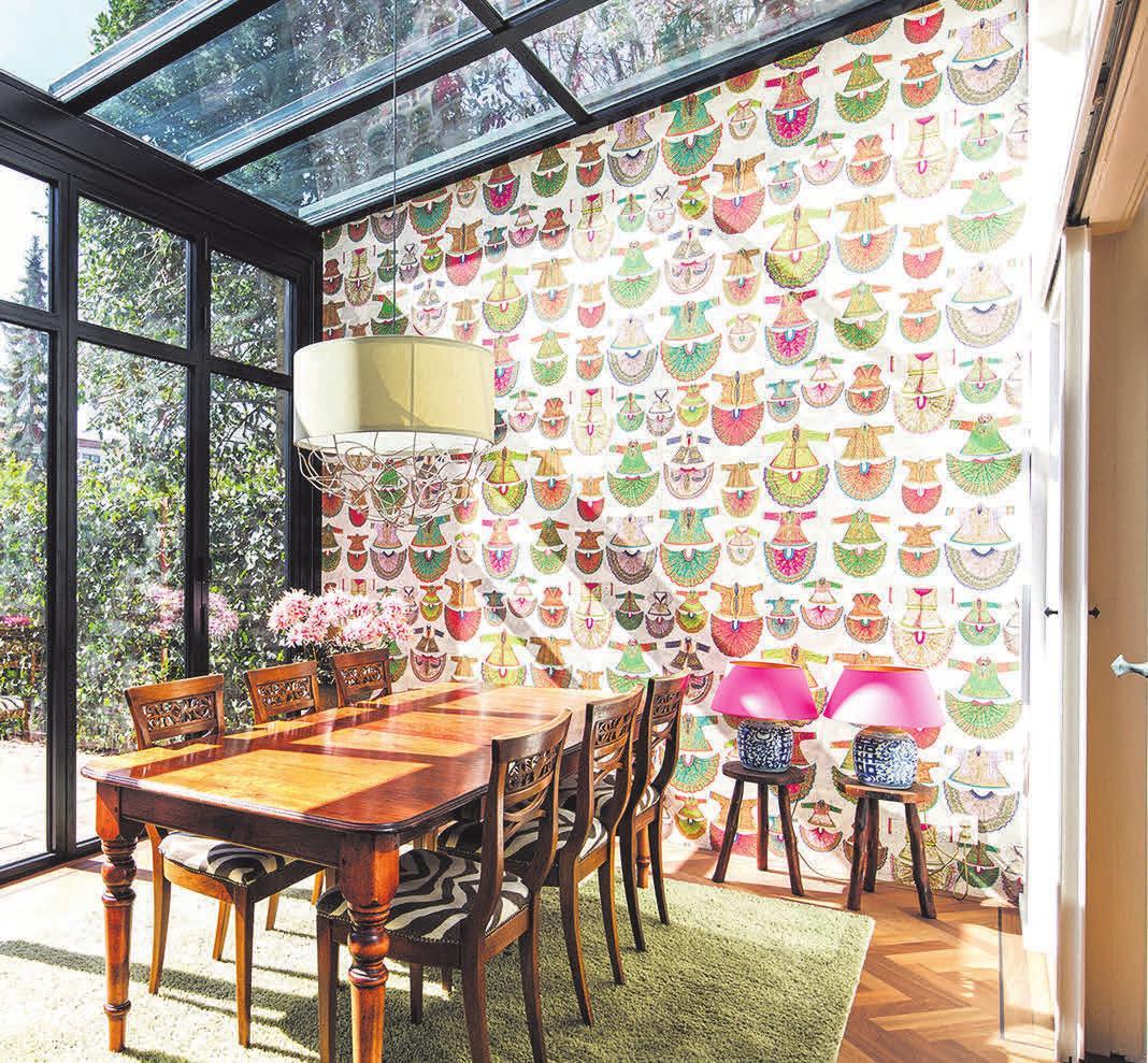 Wintergärten sind attraktive Räume mit besonderem Flair. Foto: Solarlux GmbH/BHW Bauspa