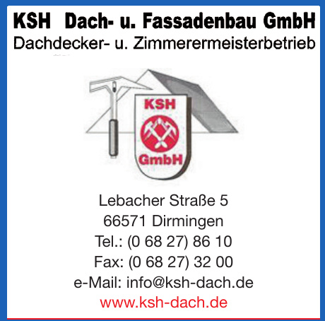 KSH Dach- und Fassadenbau GmbH