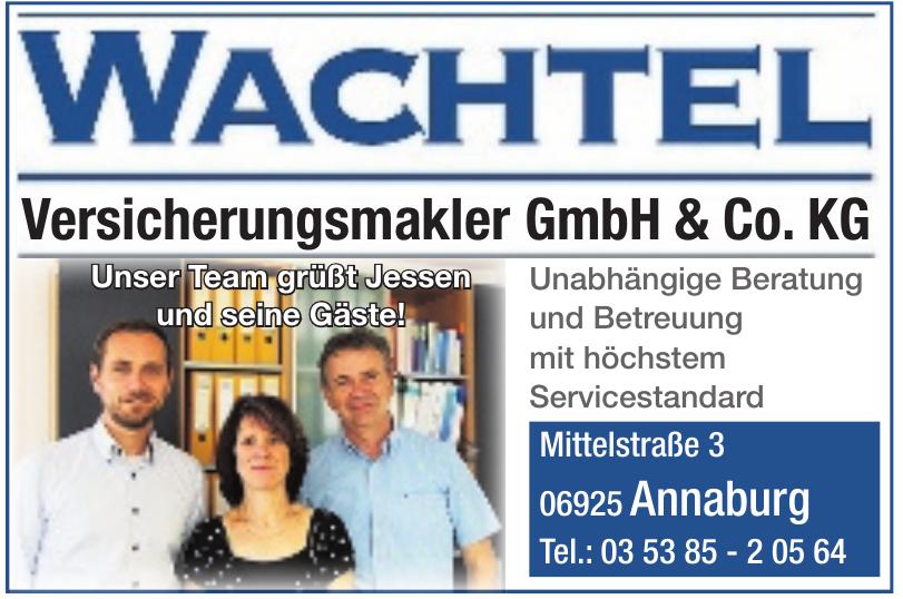 Wachtel Versicherungsmakler GmbH & Co. KG