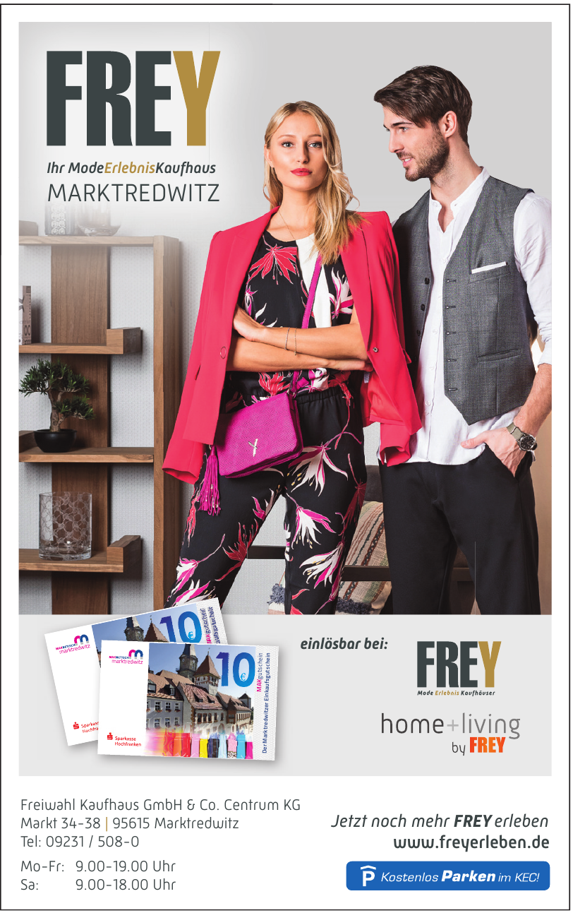 Freiwahl Kaufhaus GmbH & Co. Centrum KG