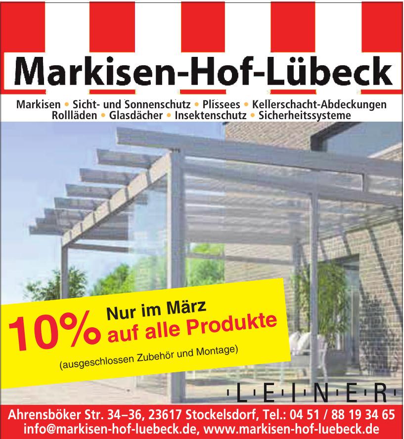 Markisen-Hof-Lübeck