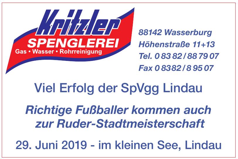Kritzler Spenglerei