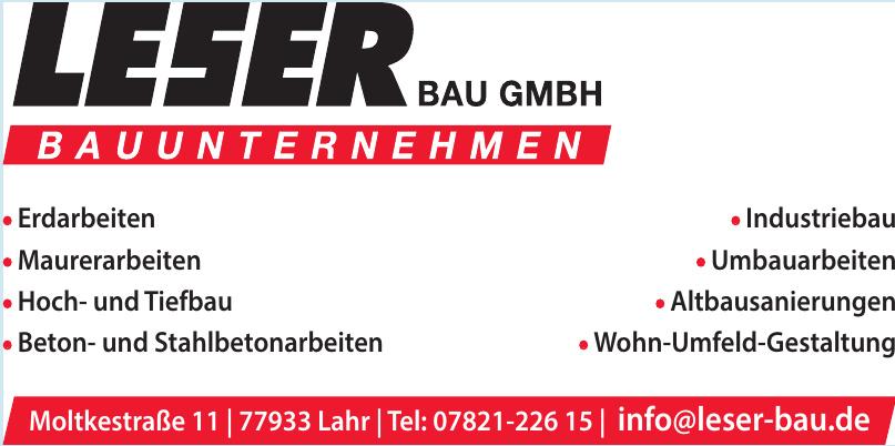 Leser Bau GmbH