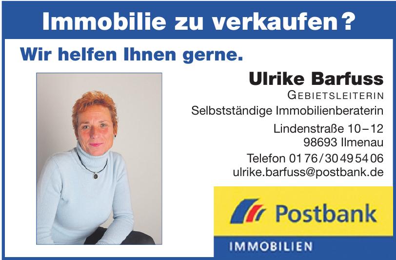 Postbank - Ulrike Barfuss