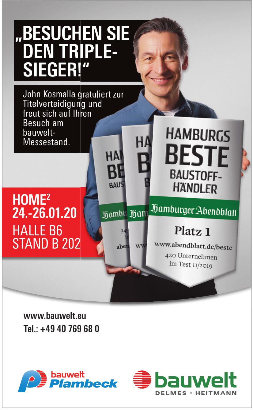bauwelt Delmes Heitmann