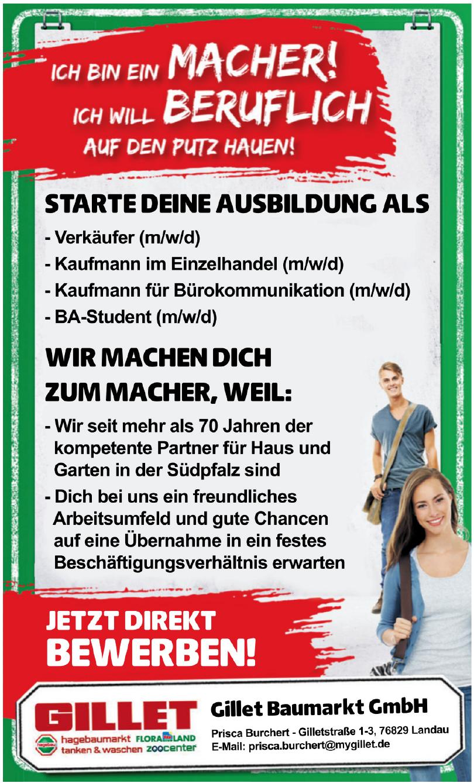 Gillet Baumarkt GmbH