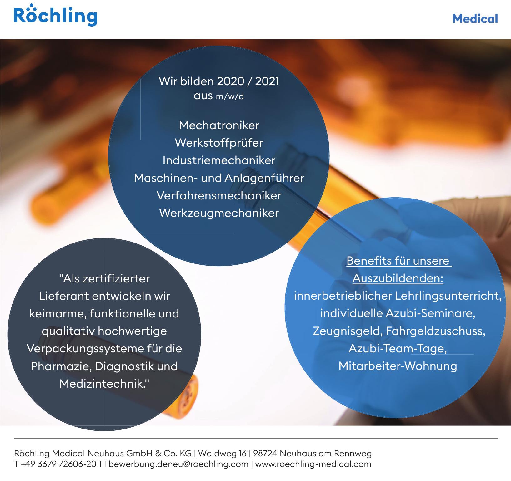 Röchling Medical Neuhaus GmbH & Co. KG