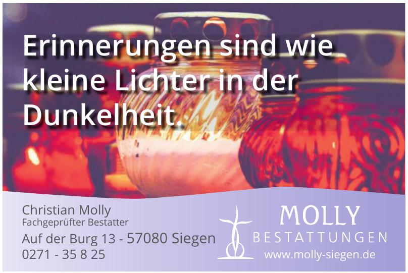 Christian Molly