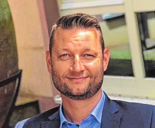 Geschäftsführer Thomas Stöcklin
