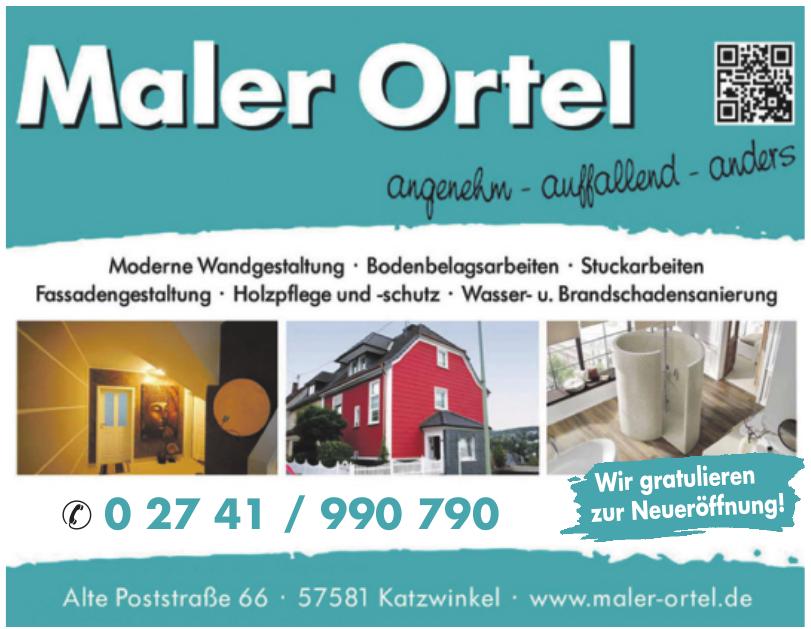 Maler Ortel