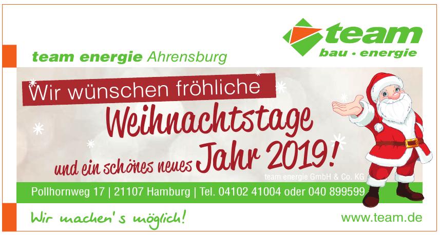 team energie Ahrensburg