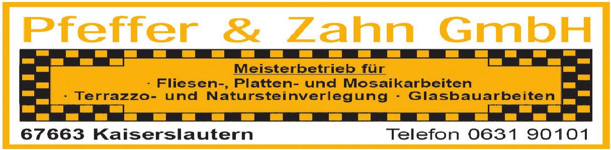 Pfeffer & Zahn GmbH