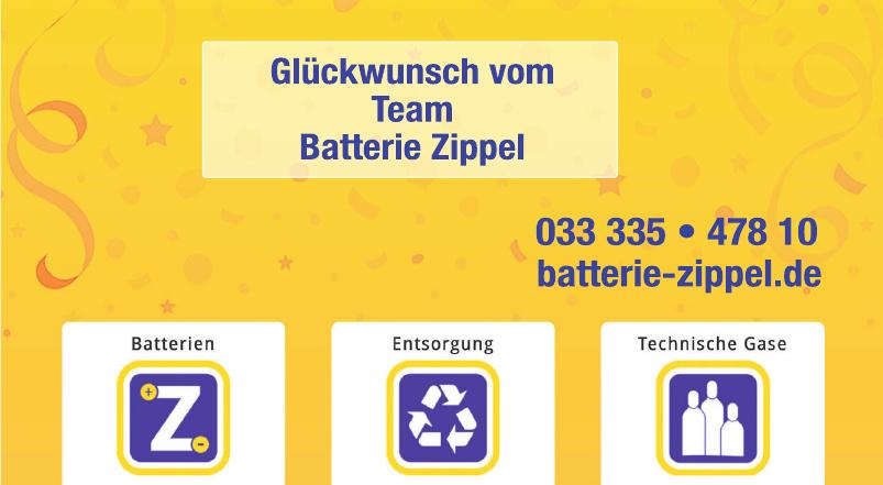 Batterie Zippel