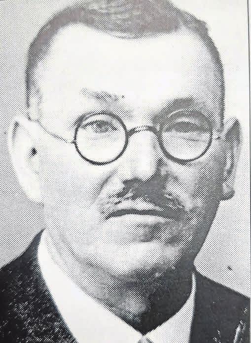 Der Firmengründer Wilhelm Vesterling