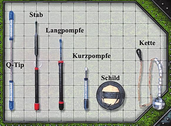 Die Spielgeräte bestehen aus weichen Materialien, weshalb keine Verletzungsgefahr besteht. Foto: Balz Lester / Wikipedia