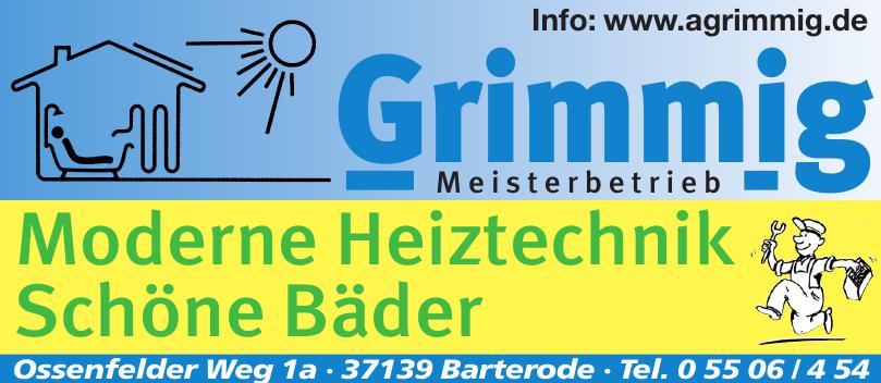 Grimmig Meisterbetrib