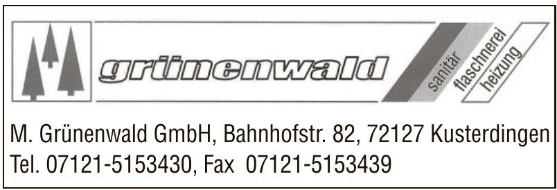 M. Grünenwald GmbH