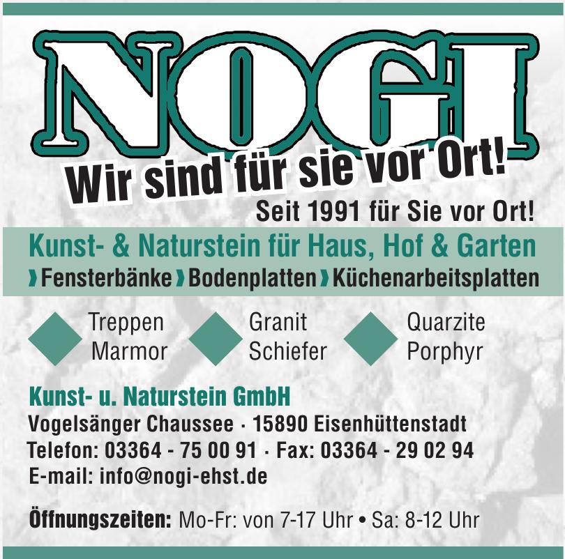 Nogi Kunst- u. Naturstein GmbH