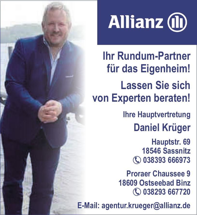 Allianz Daniel Krüger