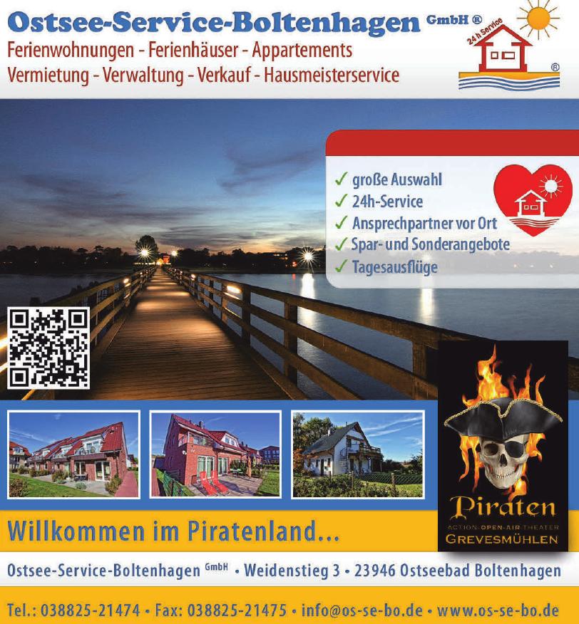 Ostsee-Service Bpltenhagen GmbH