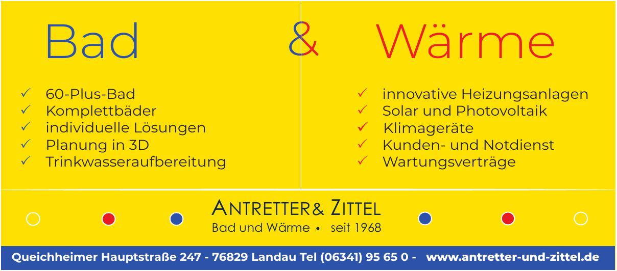 Antretter und Zittel GmbH