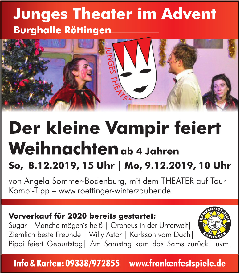 Junges Theater im Advent