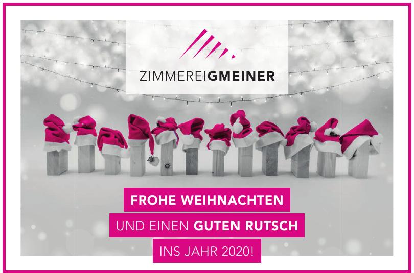 Zimmerei Gmeiner
