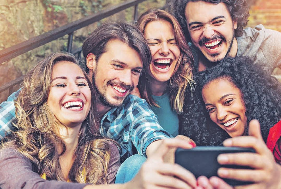 Wer hat das schönste Gebiss? In einer internationalen Studie wurden die Länder mit der besten Zahngesundheit ermittelt. Foto: djd/ergodirekt.de/Getty
