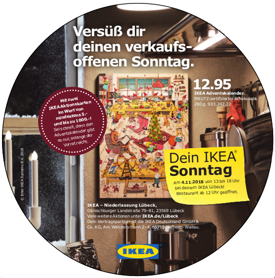 IKEA – Niederlassung Lübeck