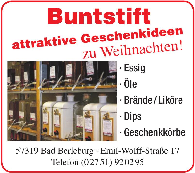 Christian Gall Buntstift
