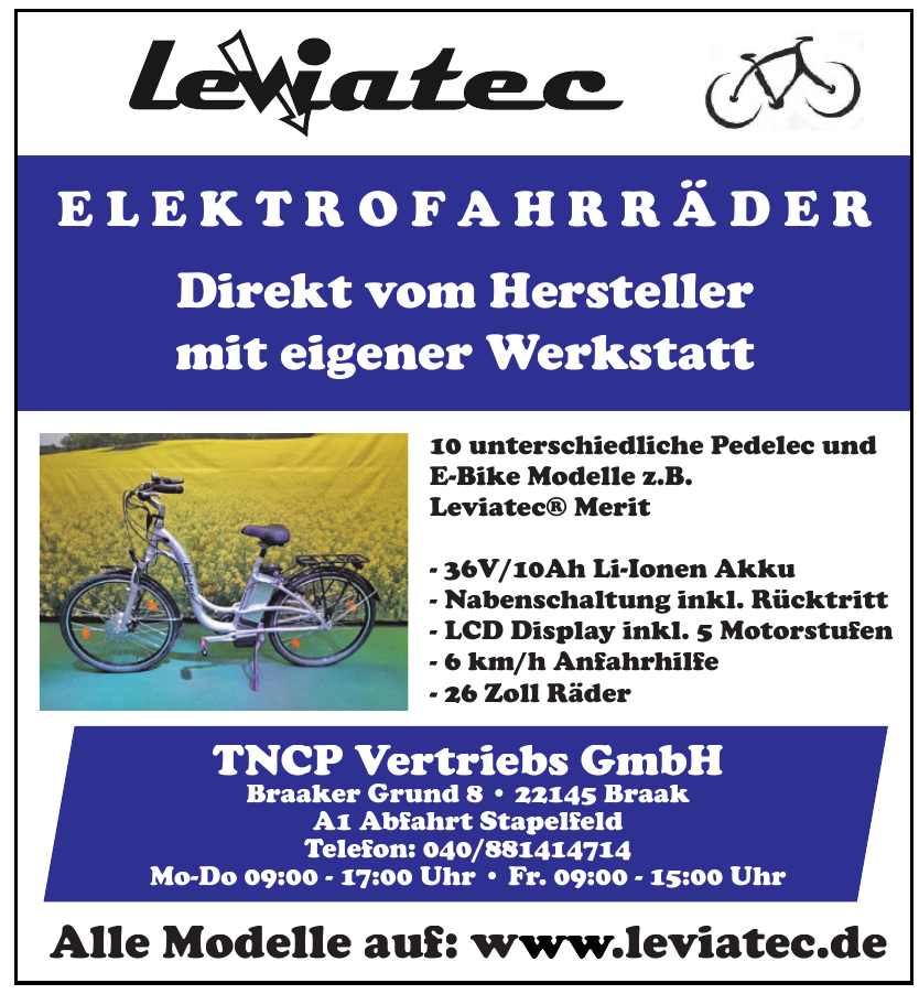 TNCP Vertriebs GmbH