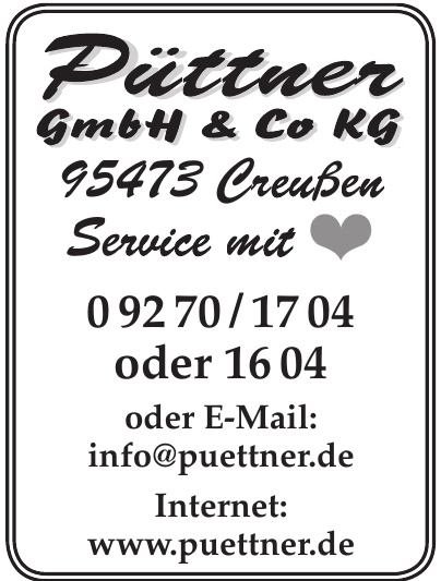 Püttner GmbH & Co. KG