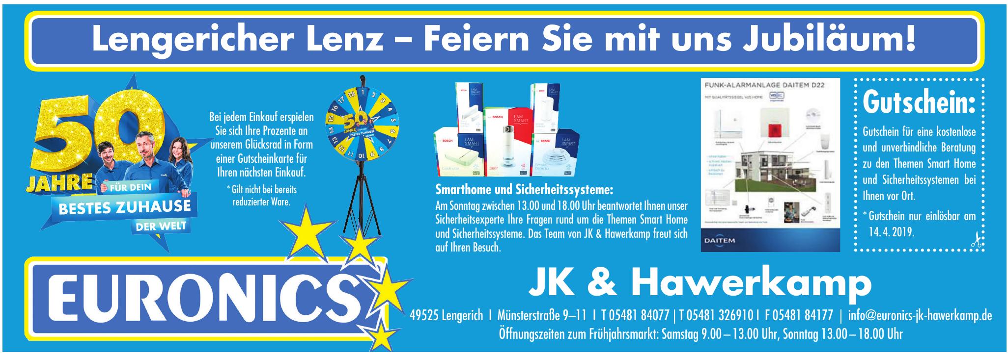 Euronics JK & Hawerkamp