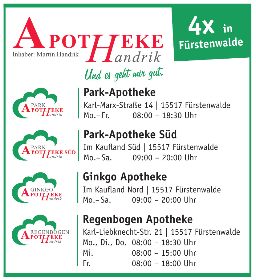 Apotheke Handrik - Park-Apotheke