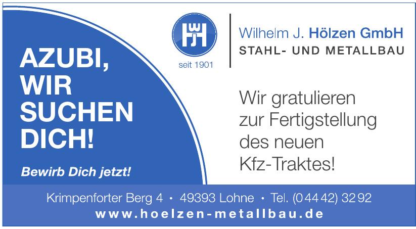 Wilhelm J. Hölzen Stahl- und Metallbau GmbH